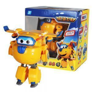 SUPER WINGS JUGUETE TRANSFORMABLE